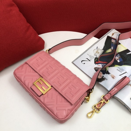 Fendi AAA Quality Messenger Bags For Women #799859