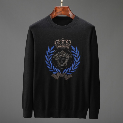 Versace Sweaters Long Sleeved O-Neck For Men #799893
