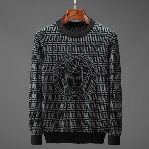 Versace Sweaters Long Sleeved O-Neck For Men #799904
