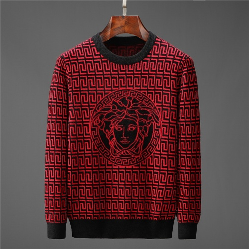 Versace Sweaters Long Sleeved O-Neck For Men #799905