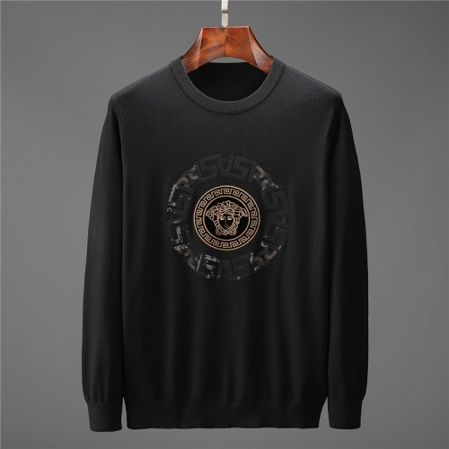 Versace Sweaters Long Sleeved O-Neck For Men #799907