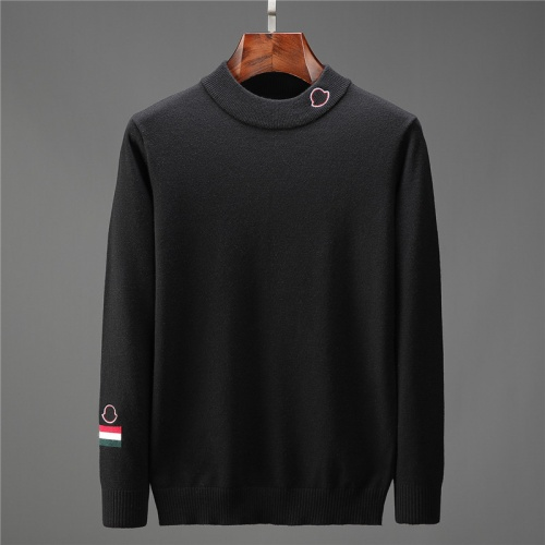 Moncler Sweaters Long Sleeved O-Neck For Men #799915