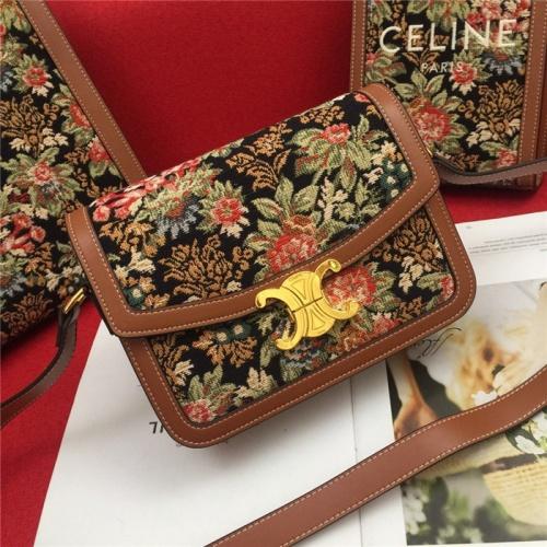 Celine AAA Quality Messenger Bags For Women #799926
