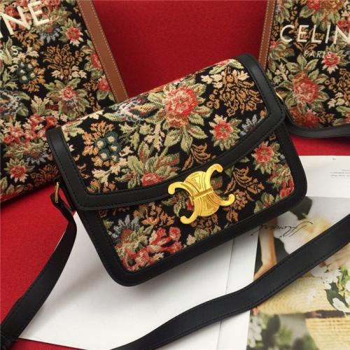 Celine AAA Quality Messenger Bags For Women #799927 $102.82, Wholesale Replica Celine AAA Messenger Bags