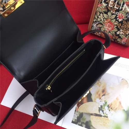 Replica Celine AAA Quality Messenger Bags For Women #799927 $102.82 USD for Wholesale