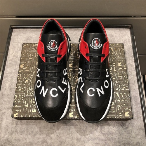Replica Moncler Casual Shoes For Men #799966 $83.42 USD for Wholesale
