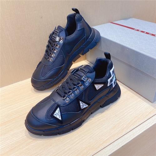 Prada Casual Shoes For Men #799971