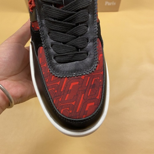 Replica Christian Louboutin Casual Shoes For Men #799981 $109.61 USD for Wholesale