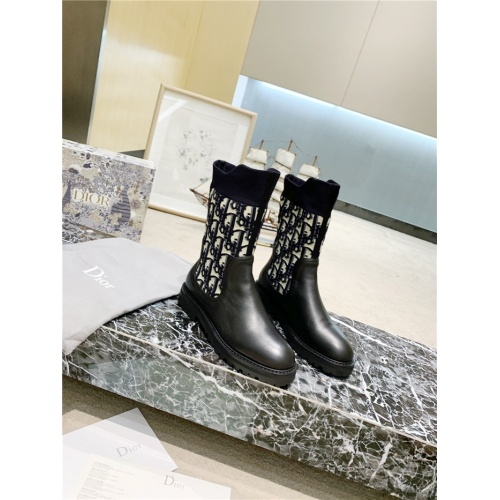 Christian Dior Boots For Women #800003