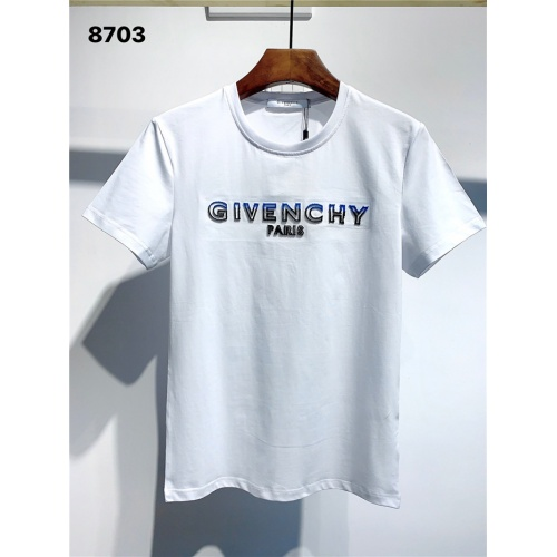 Givenchy T-Shirts Short Sleeved O-Neck For Men #800006