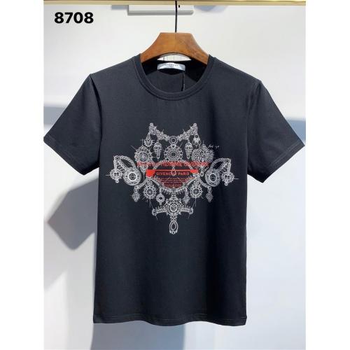 Givenchy T-Shirts Short Sleeved O-Neck For Men #800009