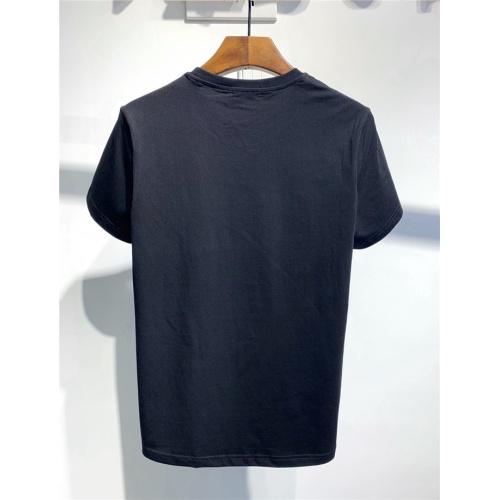 Replica Givenchy T-Shirts Short Sleeved O-Neck For Men #800012 $25.22 USD for Wholesale
