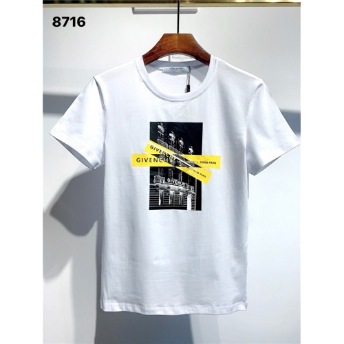 Givenchy T-Shirts Short Sleeved O-Neck For Men #800015