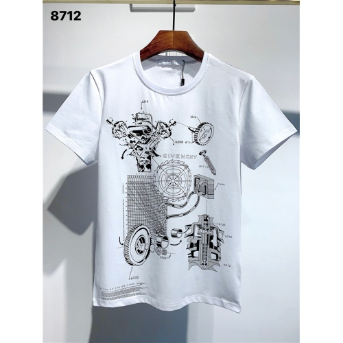 Givenchy T-Shirts Short Sleeved O-Neck For Men #800026