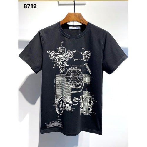 Givenchy T-Shirts Short Sleeved O-Neck For Men #800027