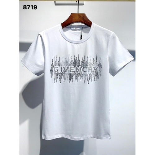 Givenchy T-Shirts Short Sleeved O-Neck For Men #800034