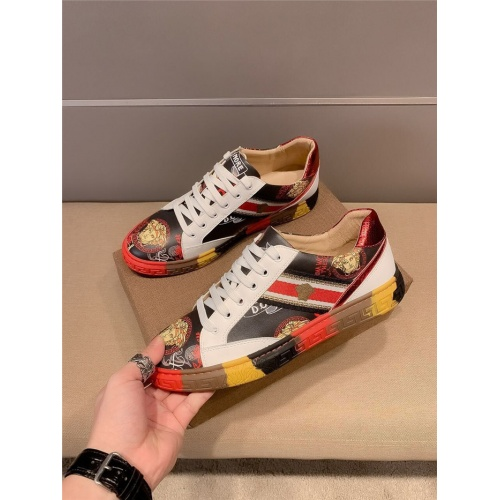 Versace Casual Shoes For Men #800038