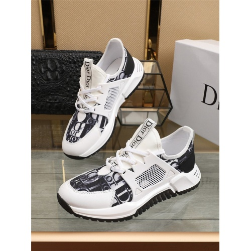 Christian Dior Casual Shoes For Men #800061