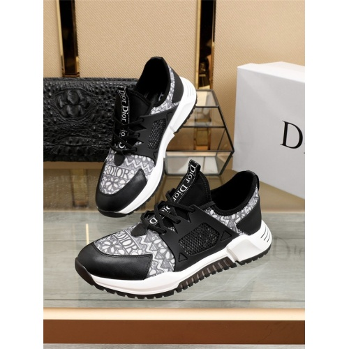 Christian Dior Casual Shoes For Men #800063