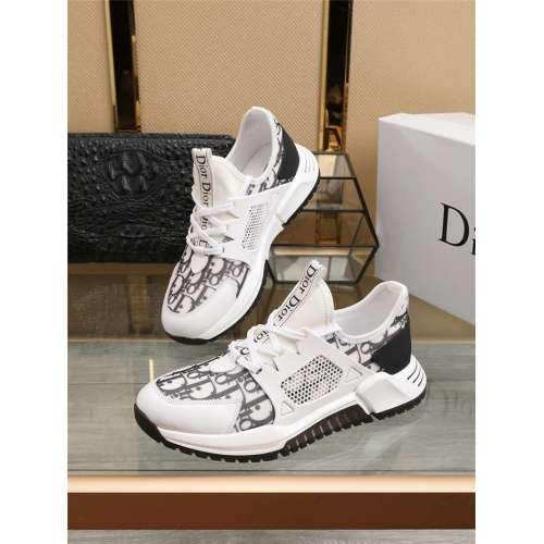Christian Dior Casual Shoes For Men #800067