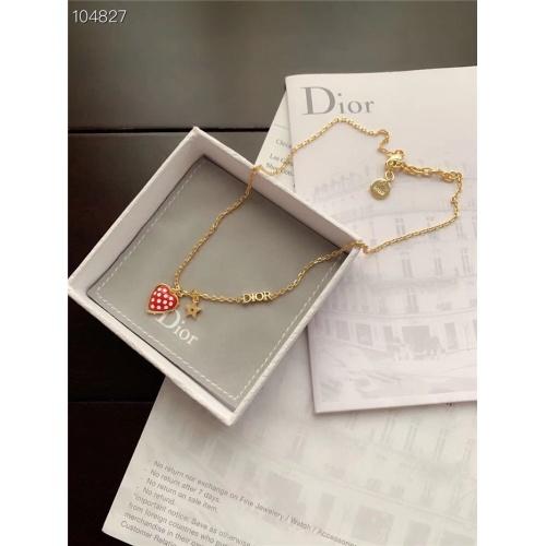Christian Dior Necklace #800080 $31.04, Wholesale Replica Christian Dior Necklace