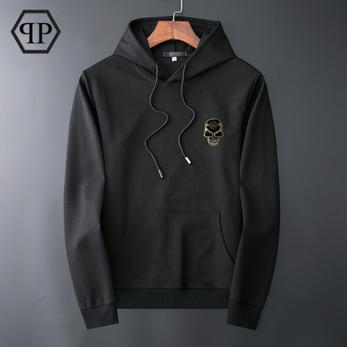 Philipp Plein PP Hoodies Long Sleeved Hat For Men #800112