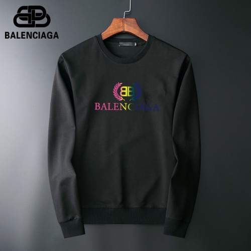 Balenciaga Hoodies Long Sleeved O-Neck For Men #800123