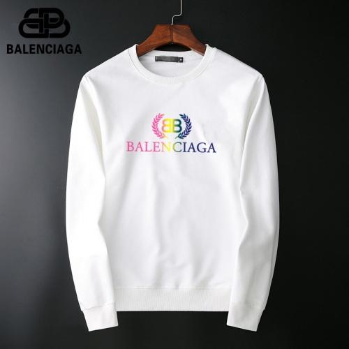 Balenciaga Hoodies Long Sleeved O-Neck For Men #800124