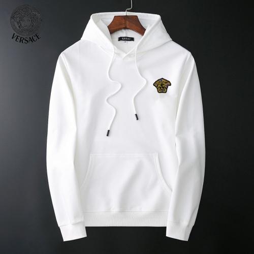 Versace Hoodies Long Sleeved O-Neck For Men #800126