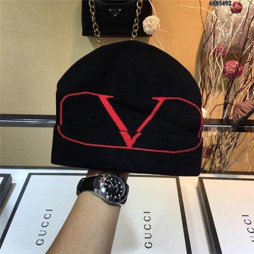 Valentino Caps #800198 $26.19 USD, Wholesale Replica Valentino Caps
