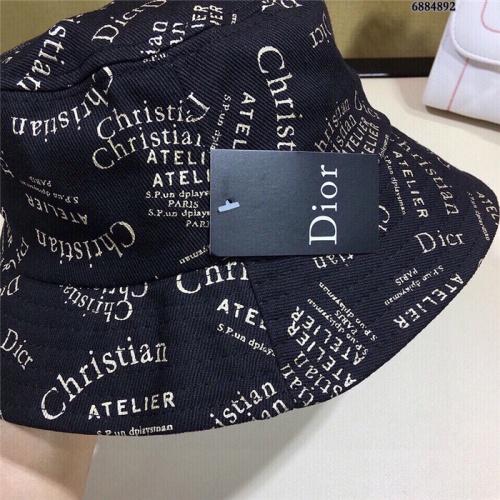 Replica Christian Dior Caps #800493 $26.19 USD for Wholesale