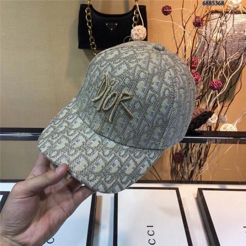 Christian Dior Caps #800517