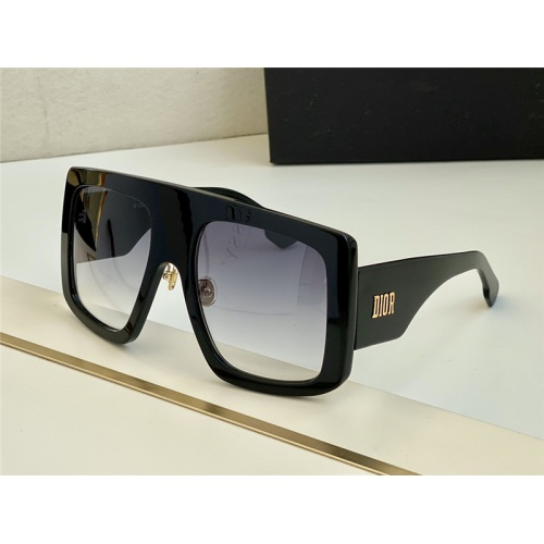 Christian Dior AAA Quality Sunglasses #800523