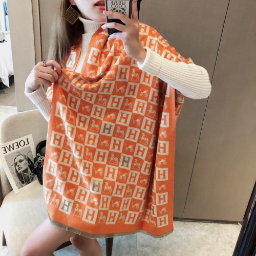 Replica Hermes Scarf #800542 $24.25 USD for Wholesale