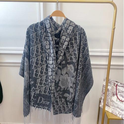 Replica Christian Dior Scarf #800589 $24.25 USD for Wholesale