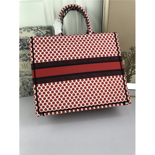 Replica Christian Dior AAA Tote-Handbags For Women #800597 $78.57 USD for Wholesale