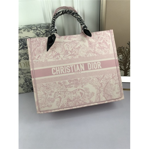 Christian Dior AAA Tote-Handbags For Women #800599 $78.57, Wholesale Replica Christian Dior AAA Handbags
