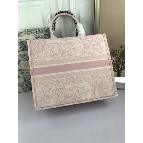 Replica Christian Dior AAA Tote-Handbags For Women #800599 $78.57 USD for Wholesale
