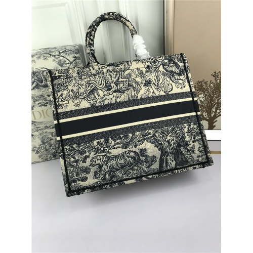 Replica Christian Dior AAA Tote-Handbags For Women #800600 $78.57 USD for Wholesale