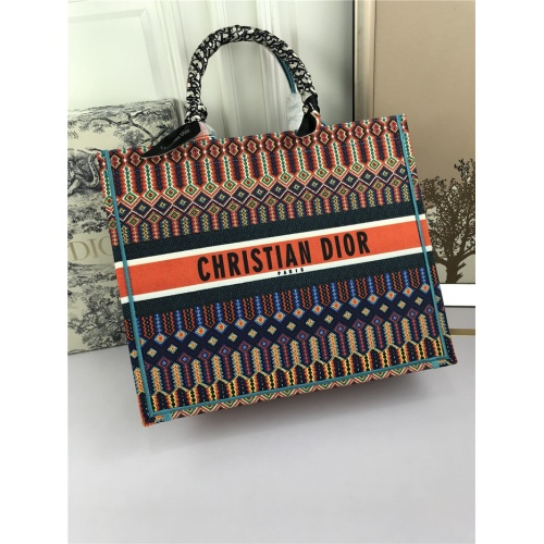 Christian Dior AAA Tote-Handbags For Women #800601 $78.57, Wholesale Replica Christian Dior AAA Handbags