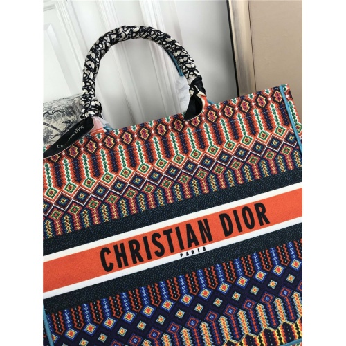 Replica Christian Dior AAA Tote-Handbags For Women #800601 $78.57 USD for Wholesale
