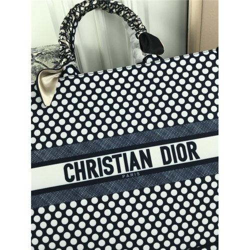 Replica Christian Dior AAA Tote-Handbags For Women #800602 $78.57 USD for Wholesale