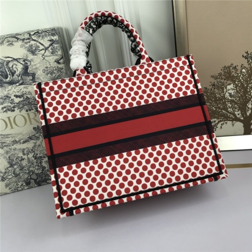 Replica Christian Dior AAA Tote-Handbags For Women #800603 $71.78 USD for Wholesale