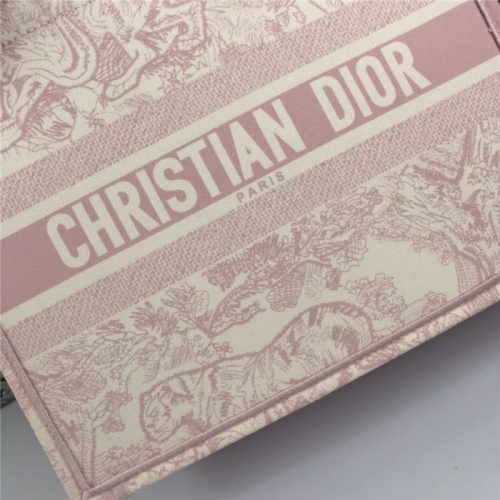 Replica Christian Dior AAA Tote-Handbags For Women #800606 $71.78 USD for Wholesale