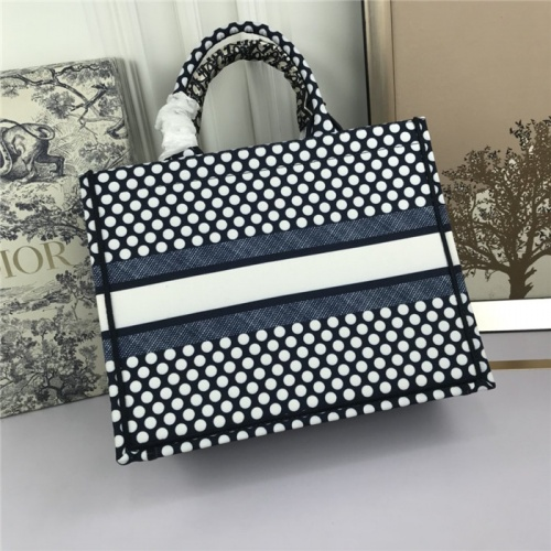Replica Christian Dior AAA Tote-Handbags For Women #800607 $71.78 USD for Wholesale
