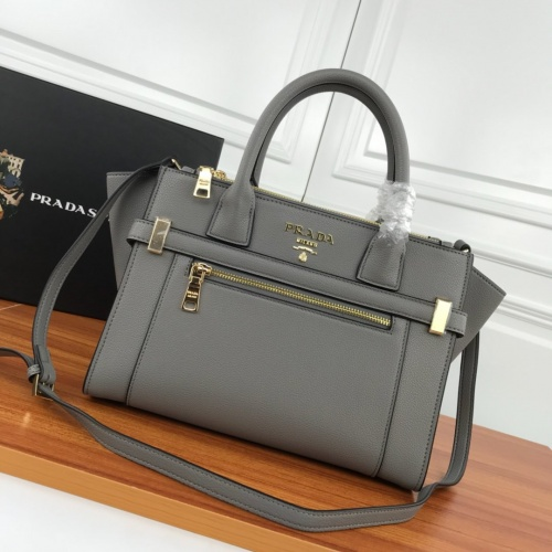 Prada AAA Quality Handbags For Women #800680
