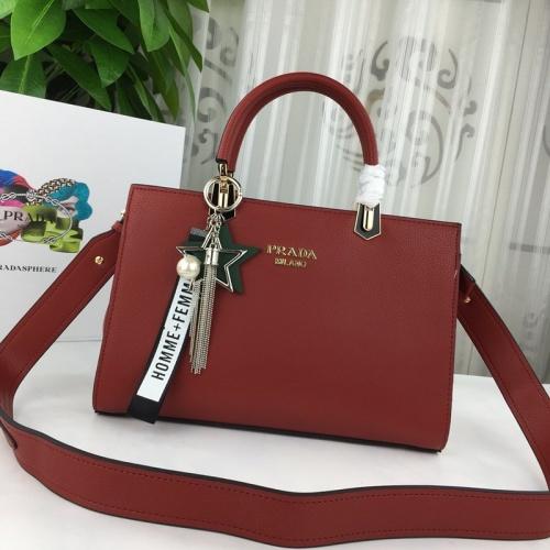 Prada AAA Quality Handbags For Women #800689