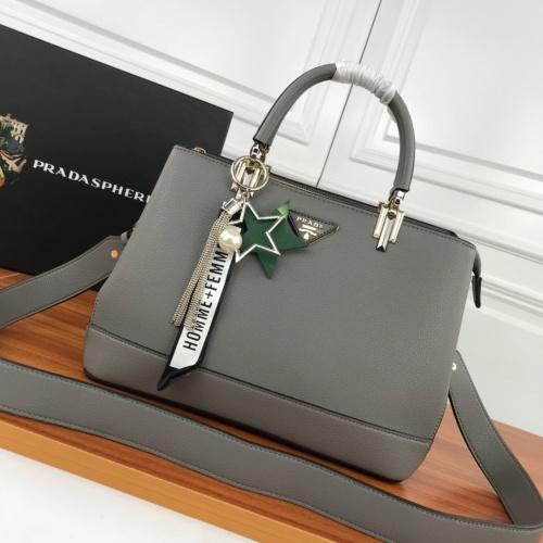 Prada AAA Quality Handbags For Women #800694