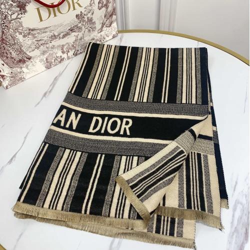 Replica Christian Dior Scarf #800766 $26.19 USD for Wholesale