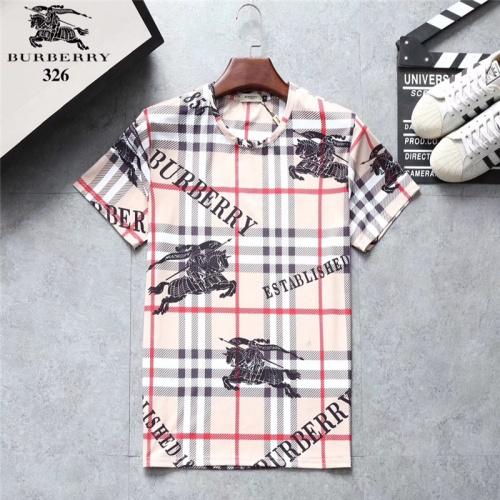 Burberry T-Shirts Short Sleeved O-Neck For Men #801080